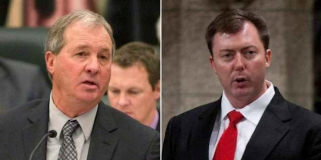 Ron Liepert Vs. Rob Anders: Former Provincial Minister Takes On MP For Riding