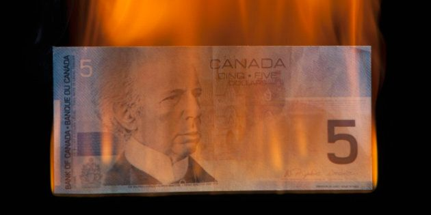 Canadian Dollar Worst-Performing Currency Of Year So