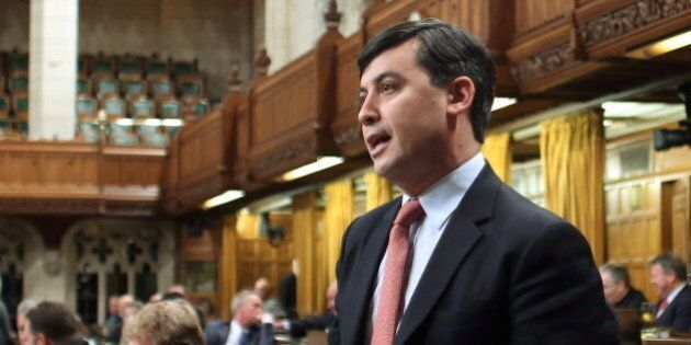 Michael Chong: Reform Bill Changes Made To Attract All-Party