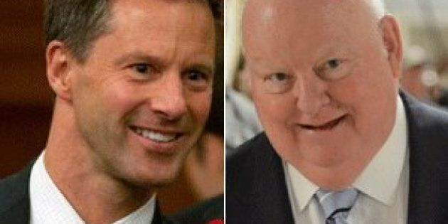 How The RCMP Mapped The Wright-Duffy Money