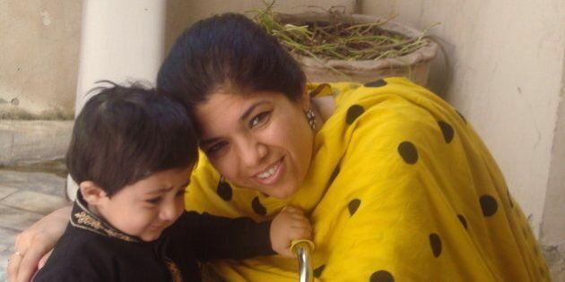 Ashfaq, Waheeda Afridi Pakistani Adoption: Couple Can't Bring Son To