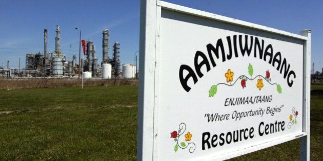 Sarnia's Aamjiwnaang First Nation Near Ontario's 'Chemical Valley' Exposed To