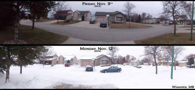 Signs That Winnipeg's Winter Sucks Worse Than Yours (PHOTOS,