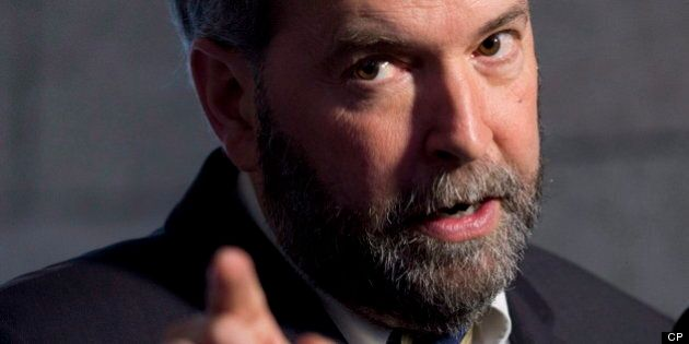 NDP Satellite Offices: Party Must Stop Using Parliamentary Resources To Pay
