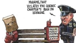 Cartoon Perfectly Sums Up The PQ's