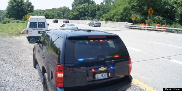 New York Texting Drivers Targeted As Troopers Will Peering In From Tall