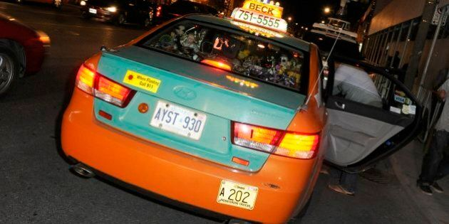 Taxi 'Vomit Fees' Are Spreading Across