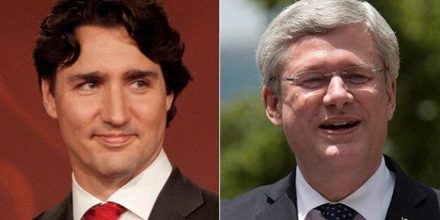 Quebec Election 2014: Federal Leaders Cheer Parti Quebecois