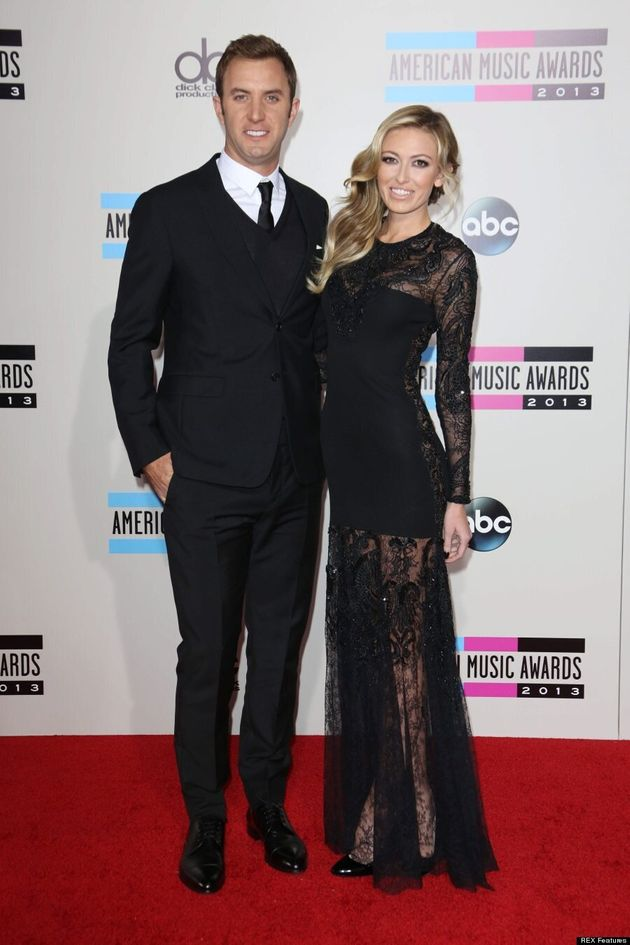 Paulina Gretzky American Music Awards 2013: Heiress Presents To Justin Timberlake