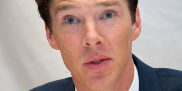 The Many Faces Of Benedict Cumberbatch: 'Sherlock' Star Makes The Best Expressions