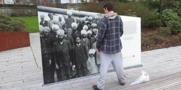 Man Who Peed On Komagata Maru Memorial Struggles With Mental