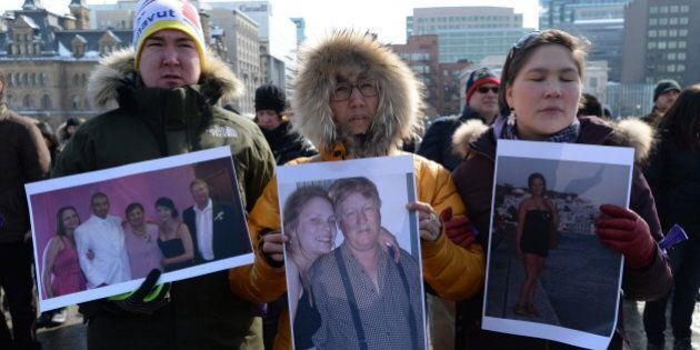 Loretta Saunders Remembered In Vigil On Parliament