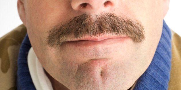 Movember 2013: How A Mo Grows Throughout