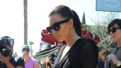Kim Kardashian's Skirt Is Super
