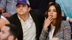 LOOK: Mila Kunis Flashes Engagement