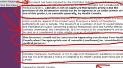 Wow, Health Canada Sure Hates