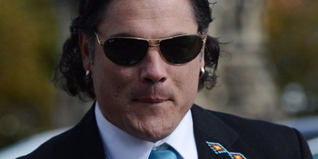 Patrick Brazeau Suggests He Has Too Much Class For Frank