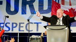 Rob Ford Makes It