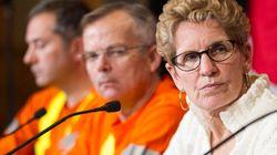 Toronto Area Mayors: Little Help