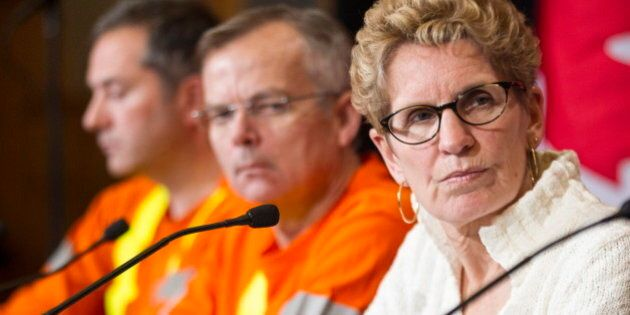 Ice Storm: Toronto Area Mayors Meet To Talk Funding