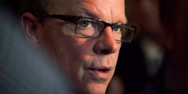 Brad Wall: Carbon Tax, Climate Action Needed For Keystone