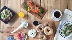 Peace Called In New York-Montreal Bagel