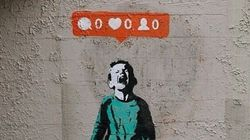 LOOK: Banksy ♥ This Vancouver