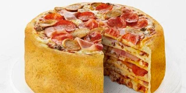 Pizza Cake May Soon Be On Boston Pizza's