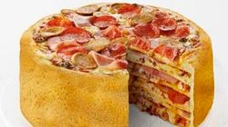 Pizza Cake May Soon Be A Thing In