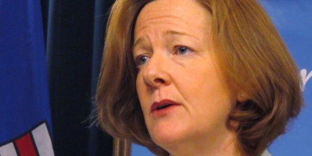 Alison Redford: Travel Rules Need To Reflect I'm A Working
