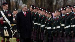 Military Family Battles Harper