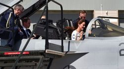 Kate Middleton Channels Her Inner 'Top