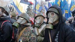 Ukranian Protesters Find Refuge In Canadian