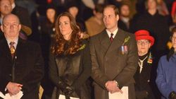 Kate Middleton's Sombre