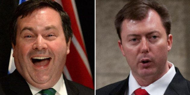 Jason Kenney Says Supporting Rob Anders Was His