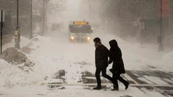 Halifax Blizzard Forces Cops, Buses Off The