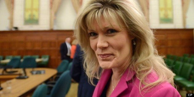 Shelly Glover Faces Questions Over Winnipeg Arts