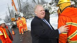 Ford Refused Advice To Declare Ice Storm An