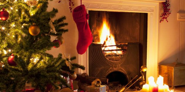 Deck The Halls: Holiday Home
