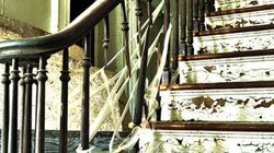 The Forgotten Staircases of Abandoned Buildings