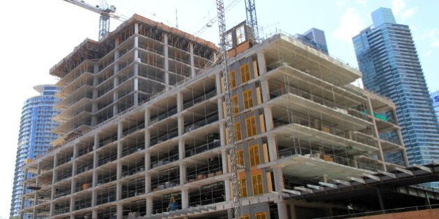 Building Permits Up In January, All But One Province Sees