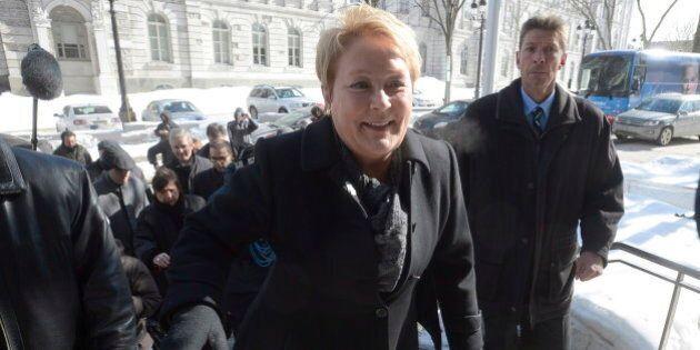 Quebec Election 2014: Pauline Marois Won't Rule Out