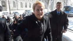 Marois Won't Rule Out