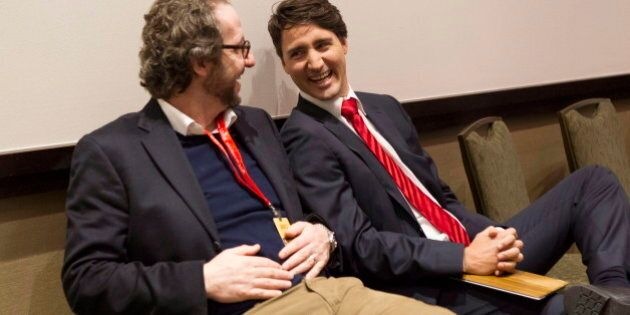 Justin Trudeau's Inner Circle A Reflection Of The