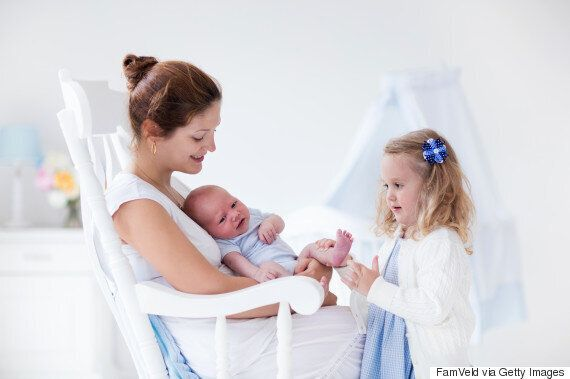 5 Tips To Help Your Firstborn Child Adjust To A New