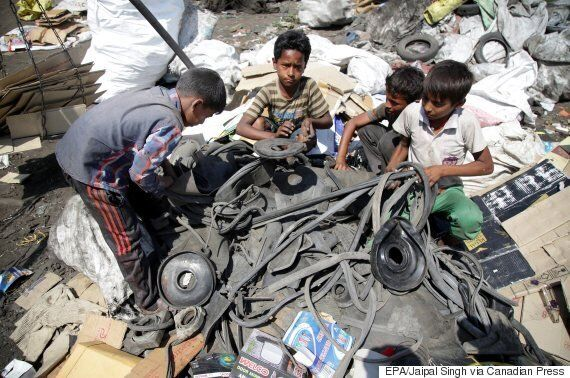 Goods Made By Child Labourers Flooding Into Canada: World