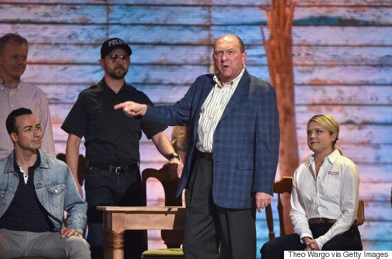 'Come From Away' Steals Hearts At Tonys, Wins Award For Best