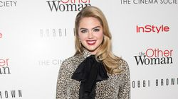 Kate Upton Upstaged By Big