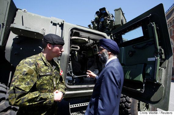Liberals Silence Opposition By Fulfilling Their Defence-Spending