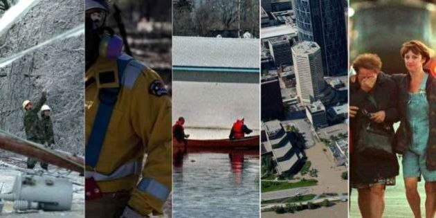 Alberta Flood 2013: Comparing Canada's Costliest Natural